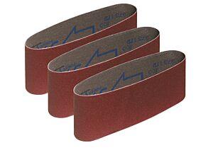 SKIL Sanding belts (3x grit 80)